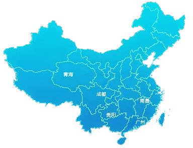 中国地图(各省矢量原件)
